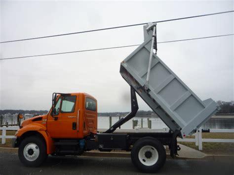 dump truck used 2011 international 4300 dump truck for sale in in new