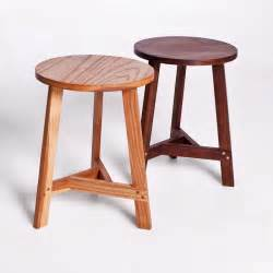 Stool Table Stool Side Table Northern Contemporary Furniture Makers