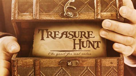 treasure hunt the waters church