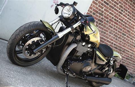 Q Bike Motorrad by Umgebautes Motorrad Triumph Thunderbird Storm Von Q Bike