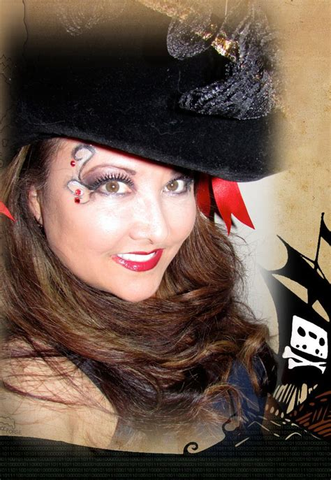 halloween pirate makeup pirate pinterest halloween