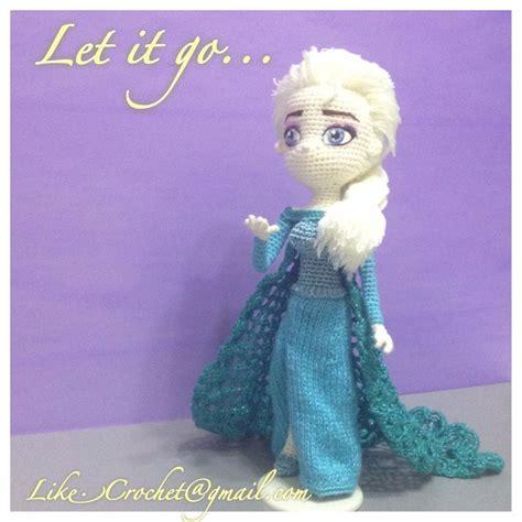 amigurumi elsa pattern free ice gown elsa frozen amigurumi pattern crochet dolls