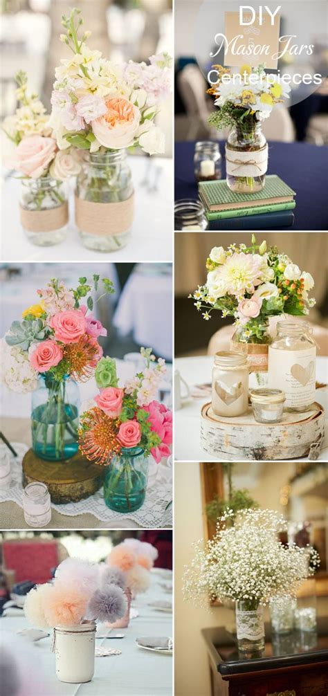 Handmade Wedding Centerpiece Ideas - 17 best images about wedding table setting ideas on