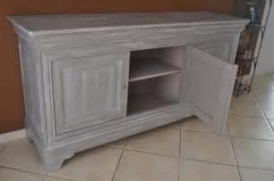 meuble tv bois a peindre artzein