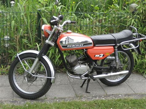 50ccm Motorrad Als Mofa by Hercules Mk2 50ccm Verkauft 50er Forum