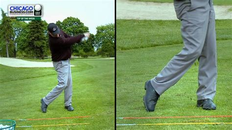 solid golf swing building a solid golf swing crain s golf tips 2010 youtube