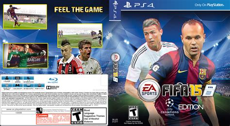 Harga Fifa 18 Psegameshop by Fifa 15 Ps4 Cover Www Pixshark Images Galleries