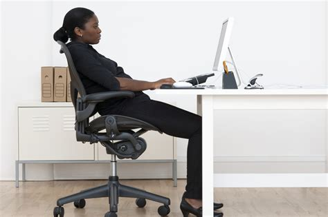 Office Desk Posture 7 Ways To Improve Your Posture Wellness Us News
