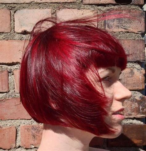 cherry hair pictures short hair 35 mesmerizing short red hairstyles for true redheads
