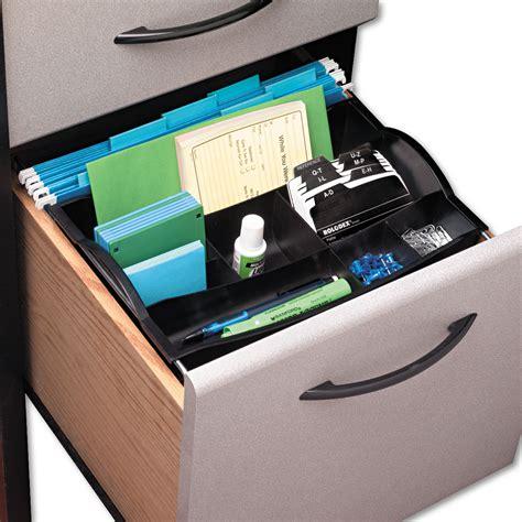 Rub11916ros Plastic Drawer Organizers By Rubbermaid Acrylic Desk Drawer Organizer