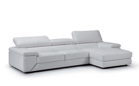 Genuine Leather Sectional Sofa by Like 8010 Genuine Leather Sectional Sofa By Idp Italia