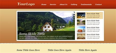 free website templates with image slider free website css template with jquery slider carousel
