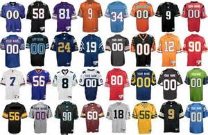 nfl football team colors nfl team by jersey quiz by twinswarehouse