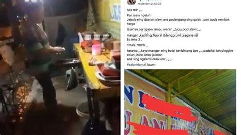 viral harga makanan kaki lima  slawi tegal  makan