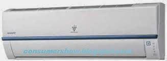 Ac Sharp 1 2 Pk Ah A05ucy Turbo Cooling Series Standard Freon R32a New sharp ah a5pey 1 2 pk powerful jetstream consumer