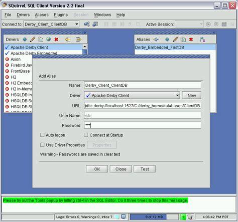 Membangun Aplikasi Database Client Server contoh database client server tempat yes