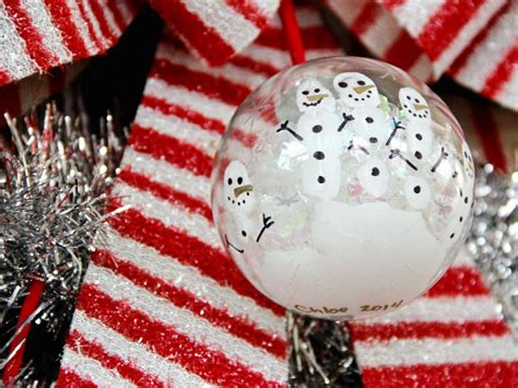 diy kids holiday crafts and christmas ornaments diy