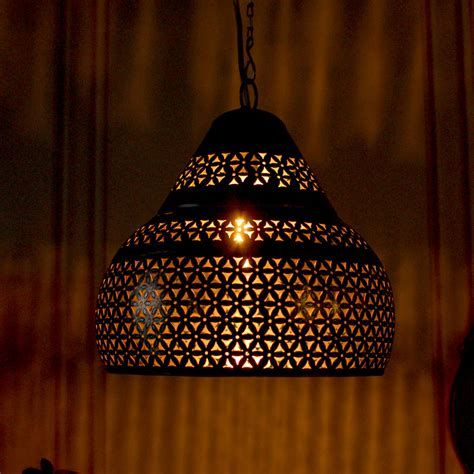 moroccan marrakesh ceiling pendant light by made with