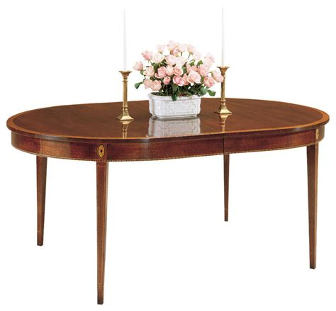 stickley dining room table stickley monroe place dining table 4586