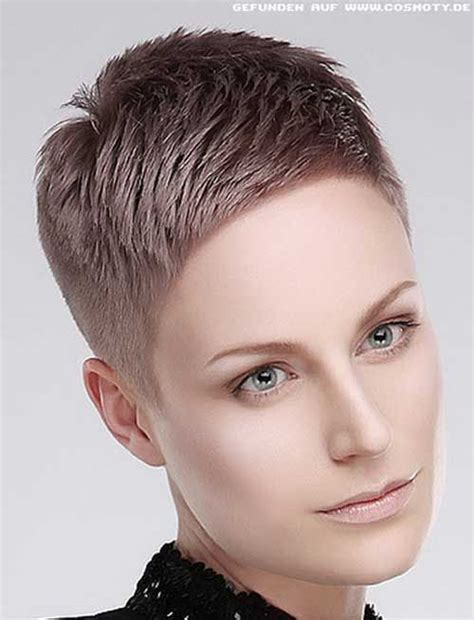 buzzcut und coloration 30 short hair colors 2015 2016 frisur