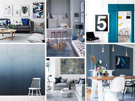 Interieur Blauw Grijs by Interieurinspiratie Blauw In Je Interieur Follow Fashion