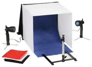 16 inch photo studio box portable web light kit for
