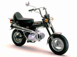 Honda Dax Ab23 Aufkleber by ホンダ Honda ダックス Daxのカタログ 諸元表 スペック情報 バイクのことならバイクブロス