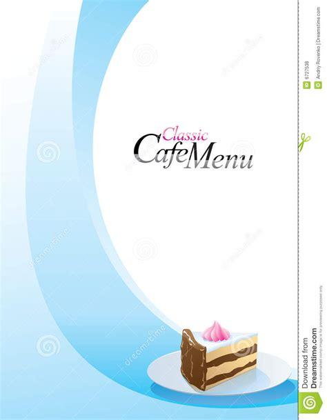 Dessert Menu Template Royalty Free Stock Photos Image 6727538 Dessert Menu Template Free