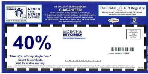 bed bath and beyond coupons free shippingbed bath and