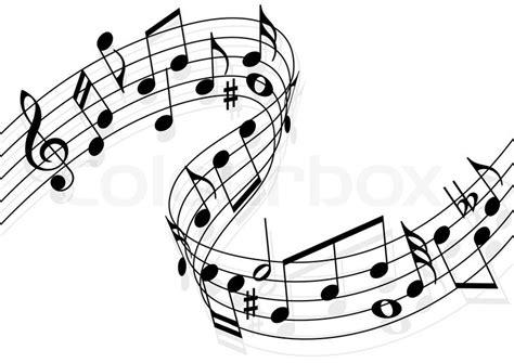 imagenes tema musical noder stock vektor colourbox
