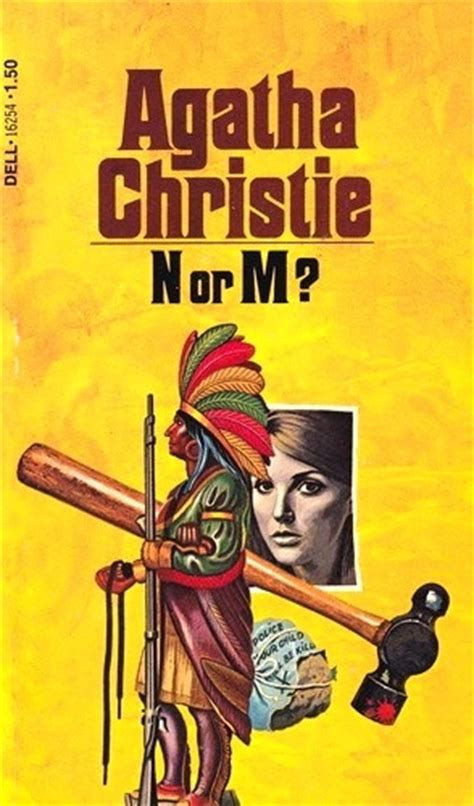 Novel N Or M N Atau M Agatha Christie 17 best images about books read in 2012 on