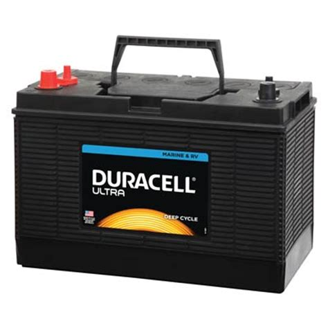 Batteries Plus Sli31mdc Duracell Ultra Battery Cycle 12v Rv At