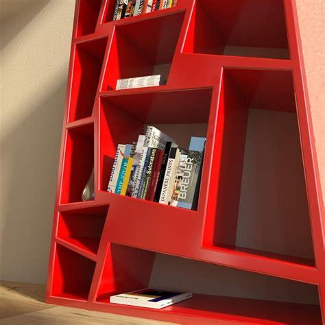 librerie strane librerie forme strane best libreria minimal con divano