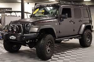2016 jeep wrangler rubicon unlimited granite