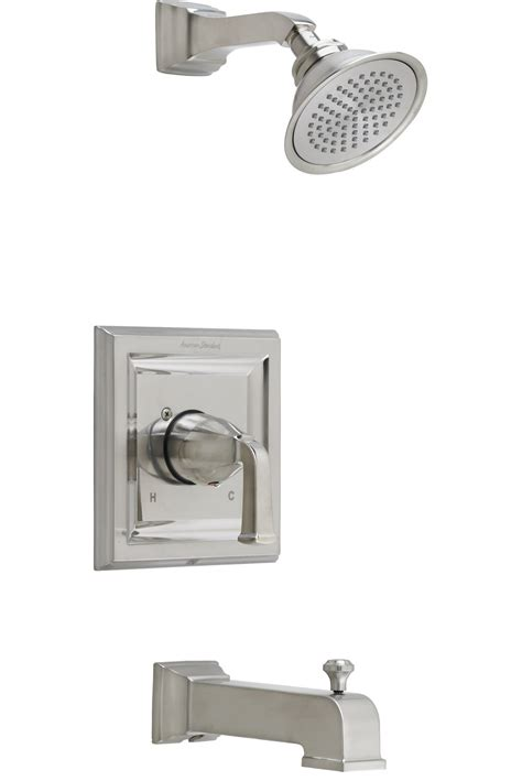 bath and shower kits american standard t555 522 002 town square bath and shower trim kit polished chrome bathtub