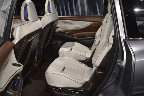 subaru suv concept interior subaru ascent concept debuts with stunning interior in new