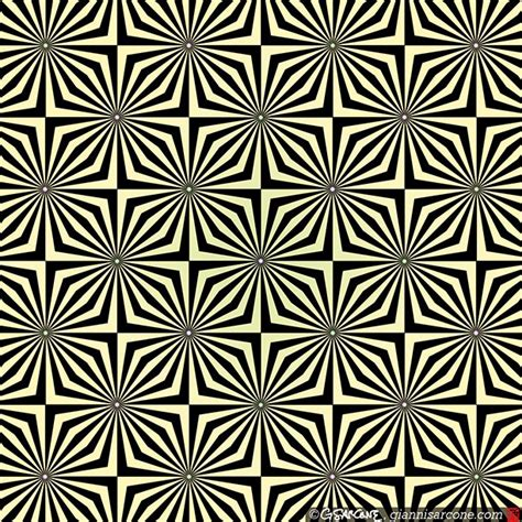 what does pattern these patterns move but it s all an illusion science