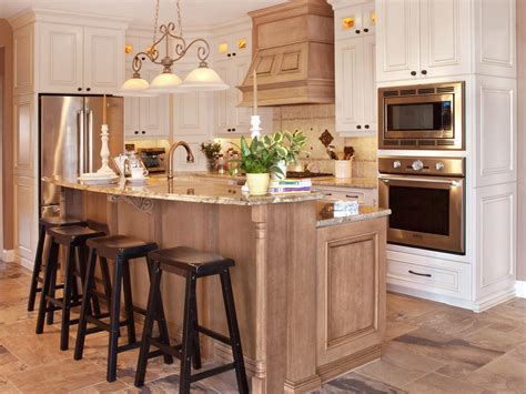 photos of kitchen islands with seating photos hgtv