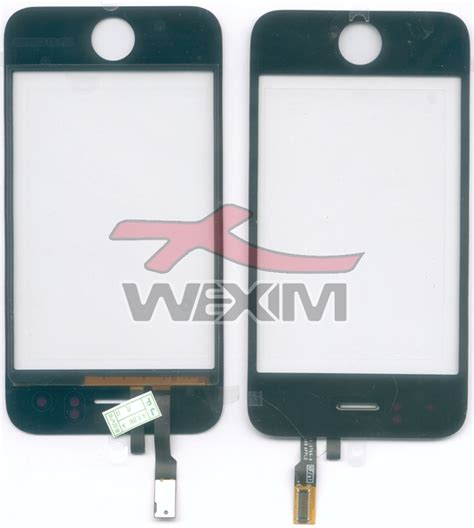 Hp Iphone A1303 vitre tactile apple iphone 3g s 5 00 wexim