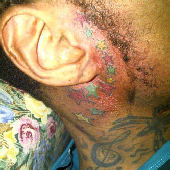 tattoo vybz kartel lyrics mi neck full up a stars colouring book by vybz kartel