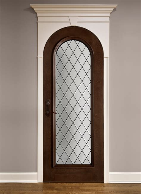 custom interior doors home depot interior door custom single solid wood with walnut