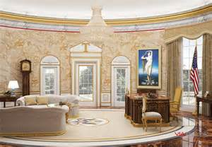 what a trumpified white house would look like viatechnik