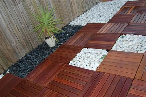 Garden Sleepers Bunnings by Landscaping The Backyard What 2650 Can Do Pics Somersoft
