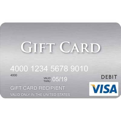 Prepaid Visa Card Gift - shoplocal