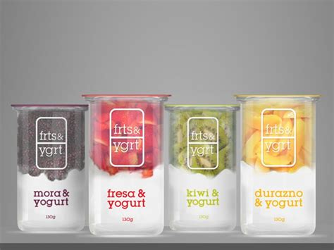 new year food package 24 best 4client yogurt brand inspirations images on
