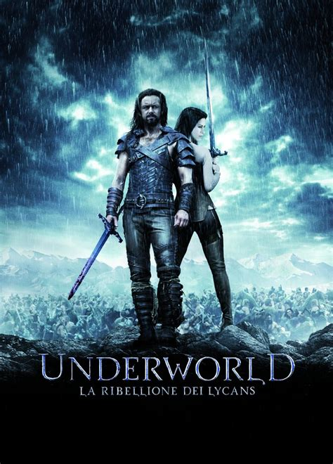 film underworld 2015 underworld rise of the lycans 2009 poster