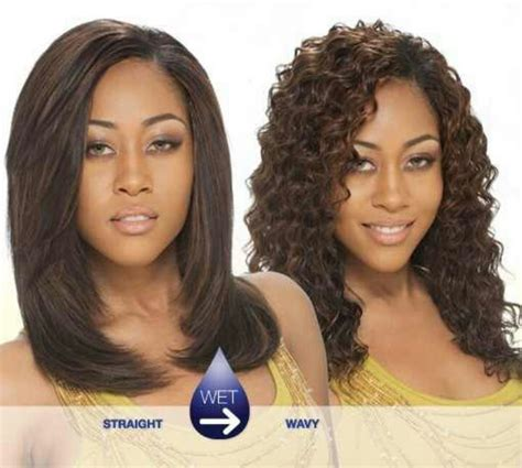 milky way wet and wavy wet n wavy wigs pinterest