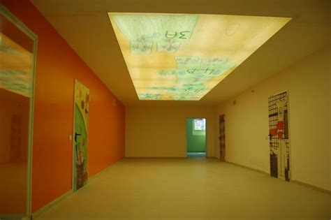 soffitto teso luminoso soffitto teso luminoso barrisol idee creative di interni