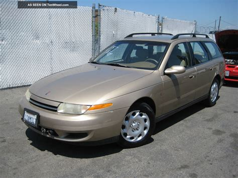 2001 saturn lw200 base wagon 4 door 2 2l