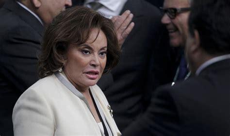 elba esther gordillo mexico arrests teachers union boss elba esther gordillo